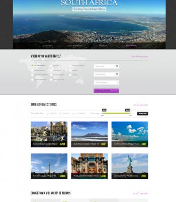 Adventures Abroad Web