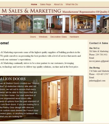 JM Sales & Marketing